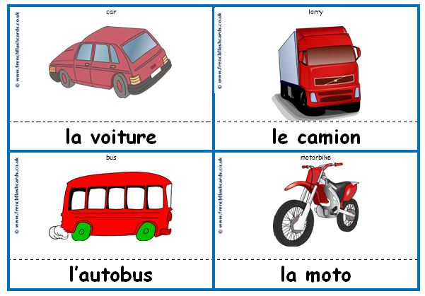 graphic relating to Printable French Flashcards named French Flash Playing cards